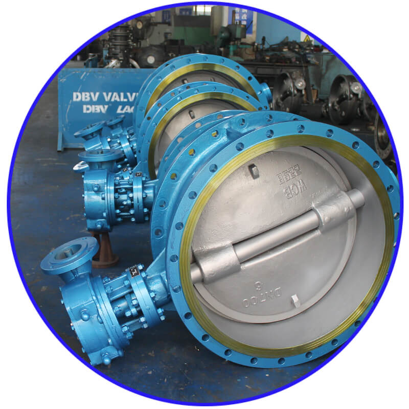 Carbon Steel Wcb Pn16 Butterfly Valve Butterfly Valves