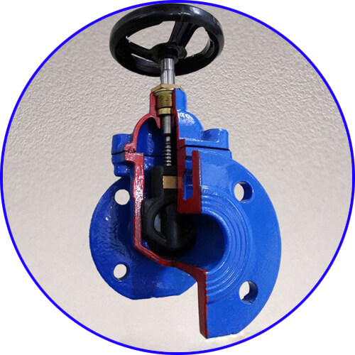 Soft Seated Gate Valve-1