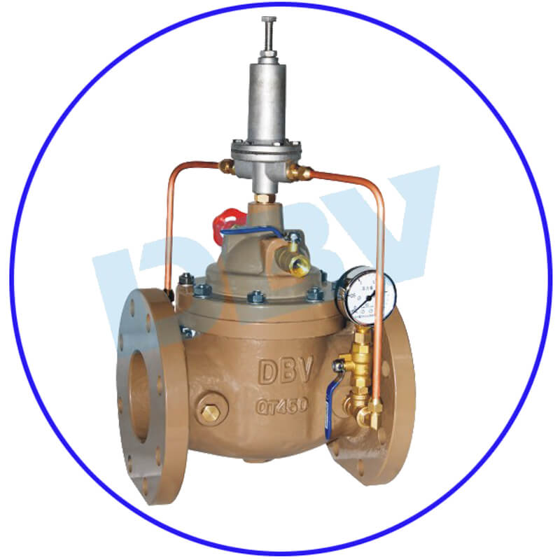 water pressure reducing control valves other valves. Black Bedroom Furniture Sets. Home Design Ideas