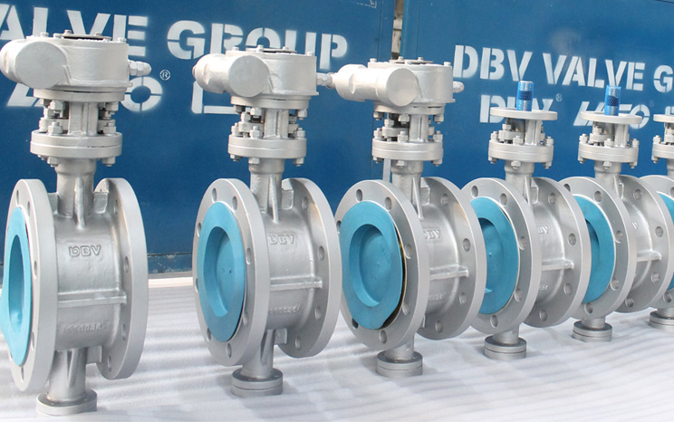 Structural Features of Metal Sealing Butterfly Valve