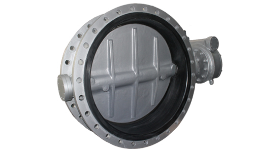 DN1000 LC1 Butterfly Valve
