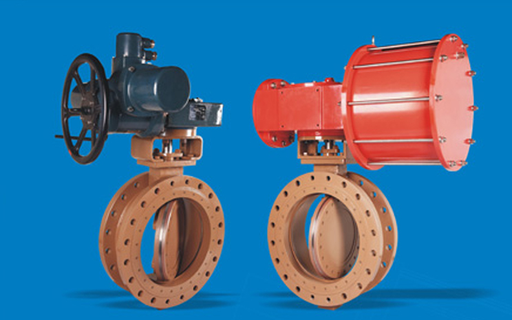 Does High Temperature Have No Effect on All Metal  Seat Bi-directional Butterfly Valves in Summer?
