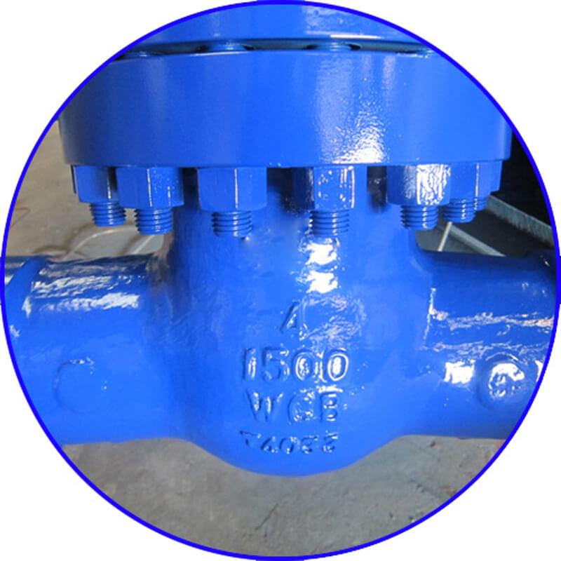 WCB Welded Gate Valve-2