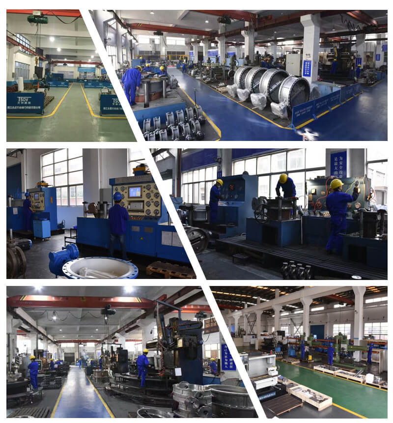Butterfly Valve Factory Overview