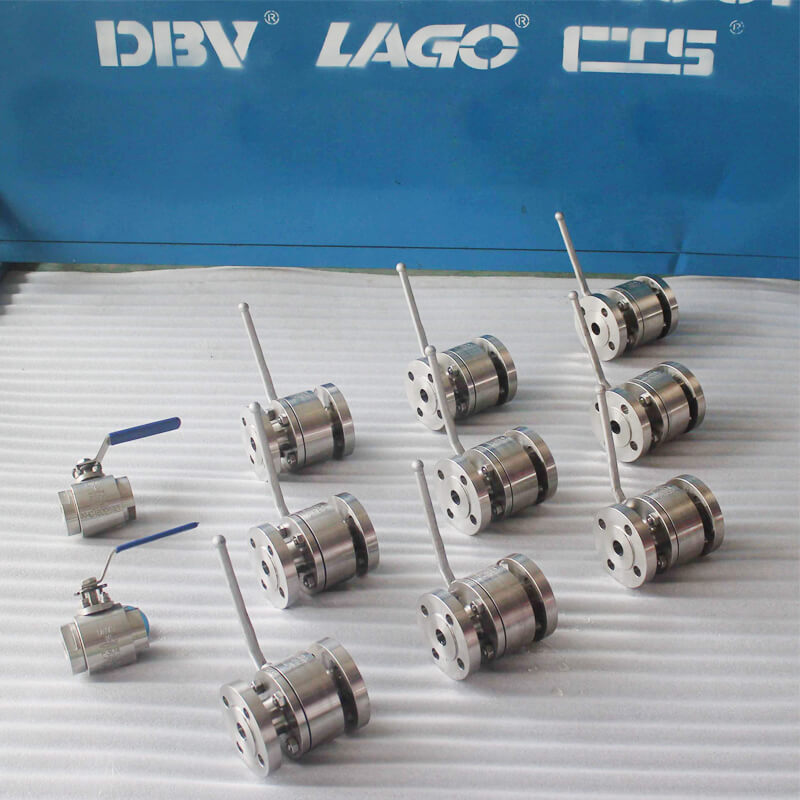 floating ball valve factory