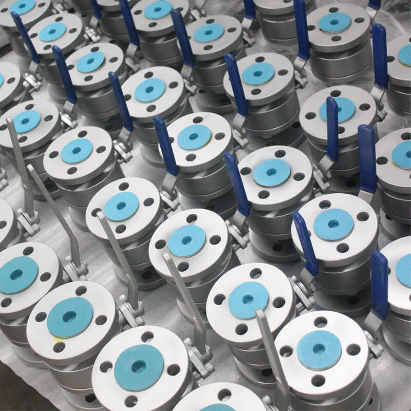 whole sale stainless steel ball valves factory