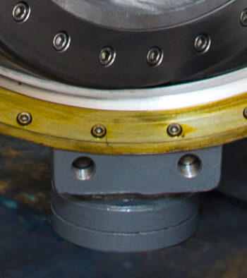 Butterfly Valve End Cover