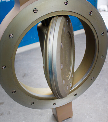 All metalWafer Type Butterfly Valve