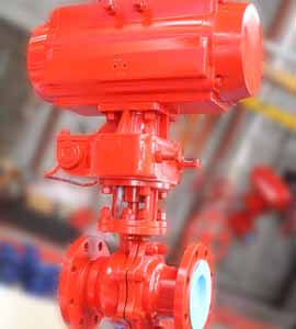 Soft Sealed Ball Valve