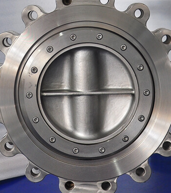 Industrial Lug Butterfly Valve
