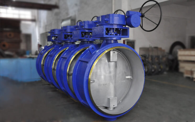 Butt Welding Butterfly Valve Industry Has Unlimited Developing Future