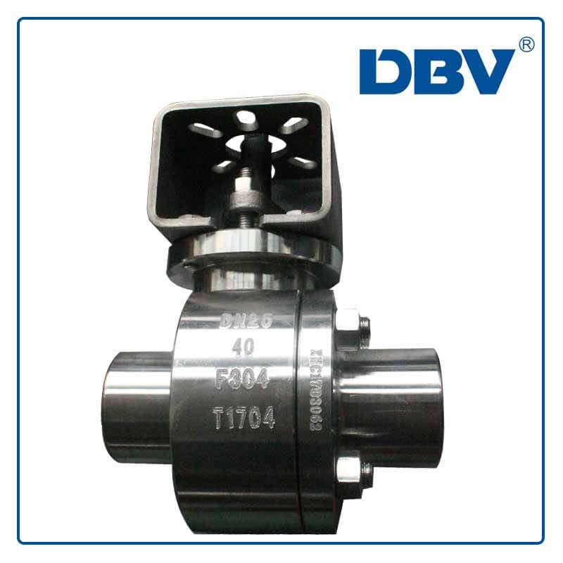 floating forged steel ball valves