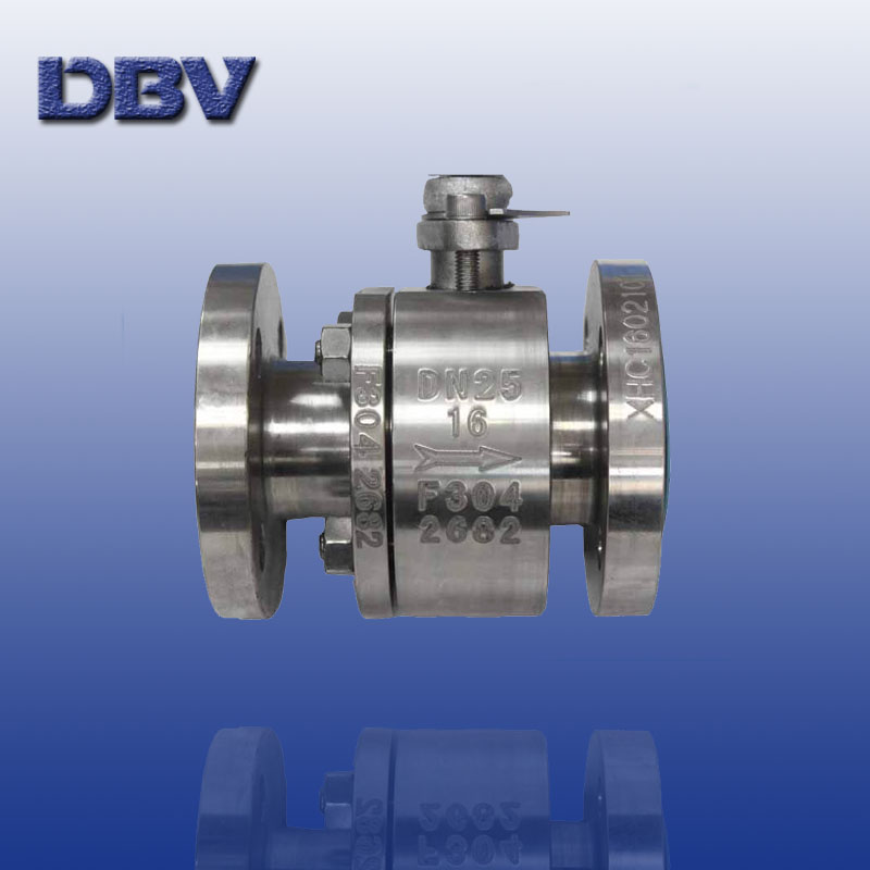 Lever Floating Forged Ball Valve