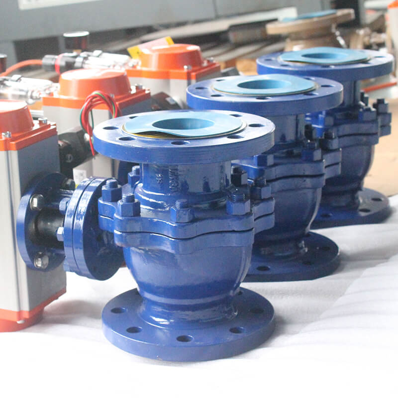 ball valve manufacturer factory