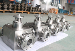 3 pieces ball valve factory made by dbv valve