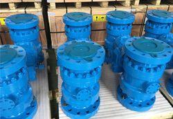 Flanged ball valve manufacturer