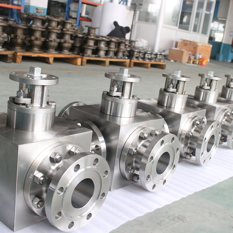 3 pieces ball valve supplier in China