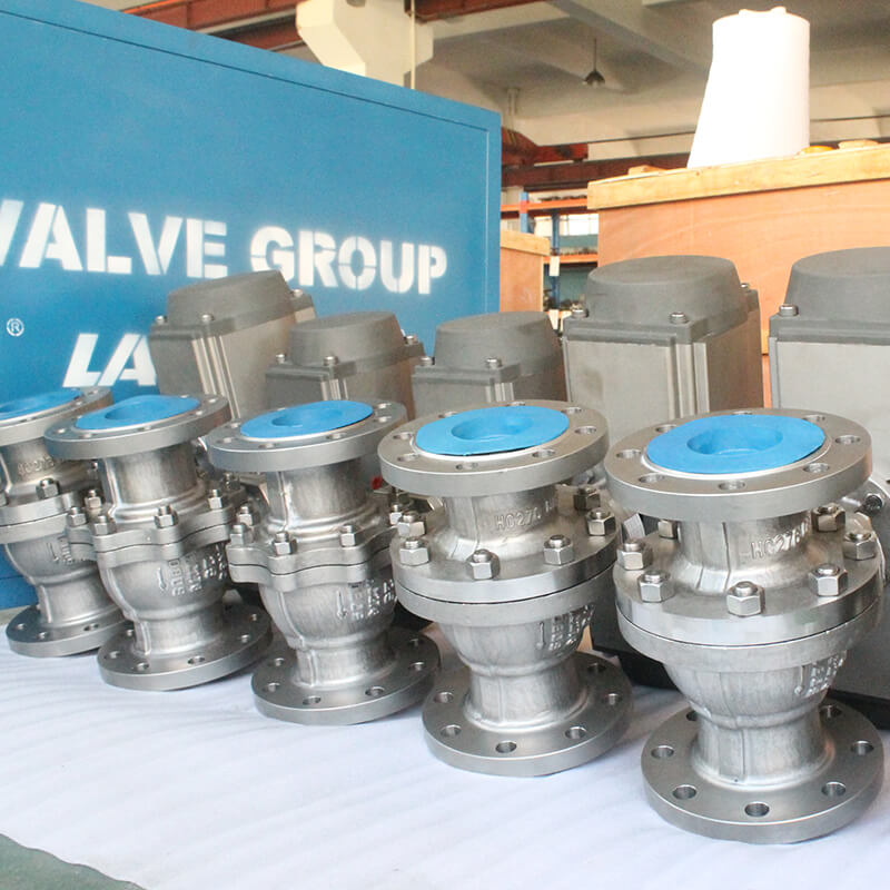 fire safe ball valve factory for oil & gas industry