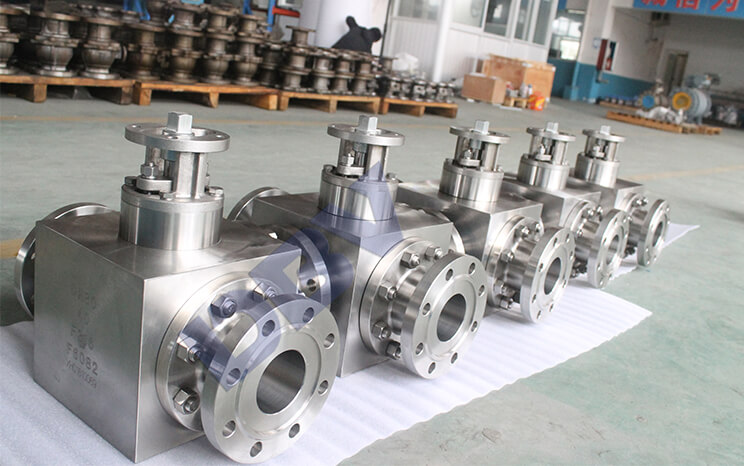 Latest shipment of 3-way ball valve with the highest quality
