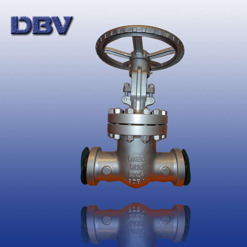 C12A Butt Welded Gate Valve