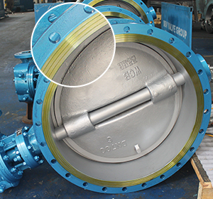 flange type butterfly valve manufacturer