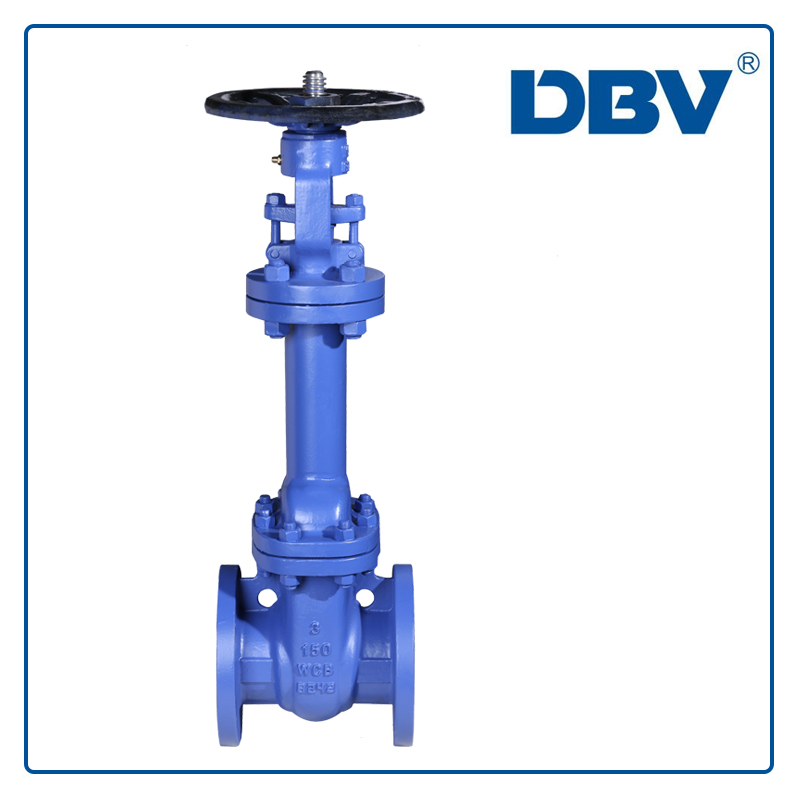 DIN Standard Bellows Seal Gate Valve