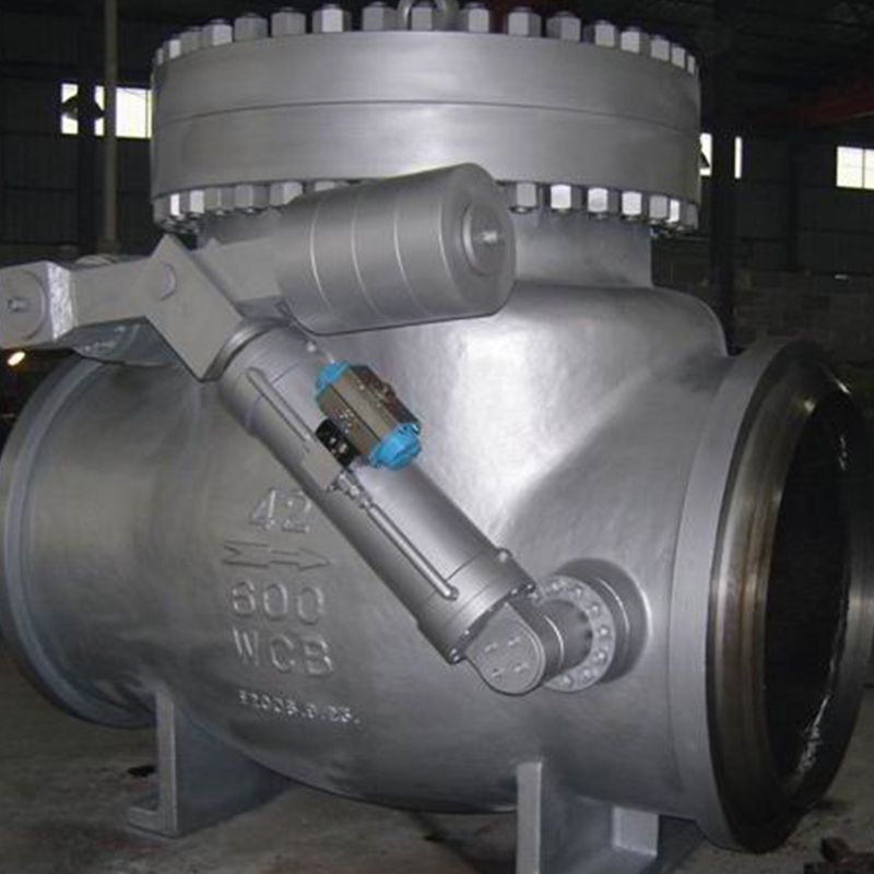 Big size Swing Check Valve Class 300