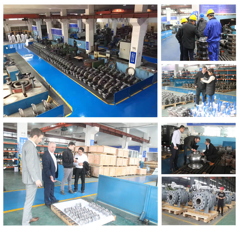 DBV ball valve FACTORY