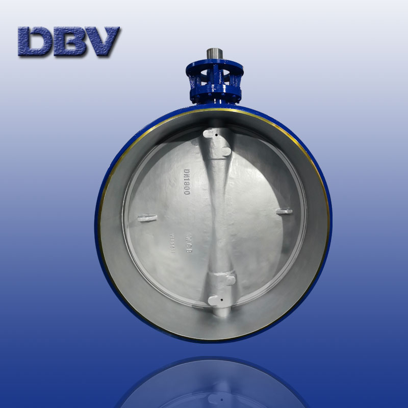 Triple Offset Butterfly Valve DN1800 PN6