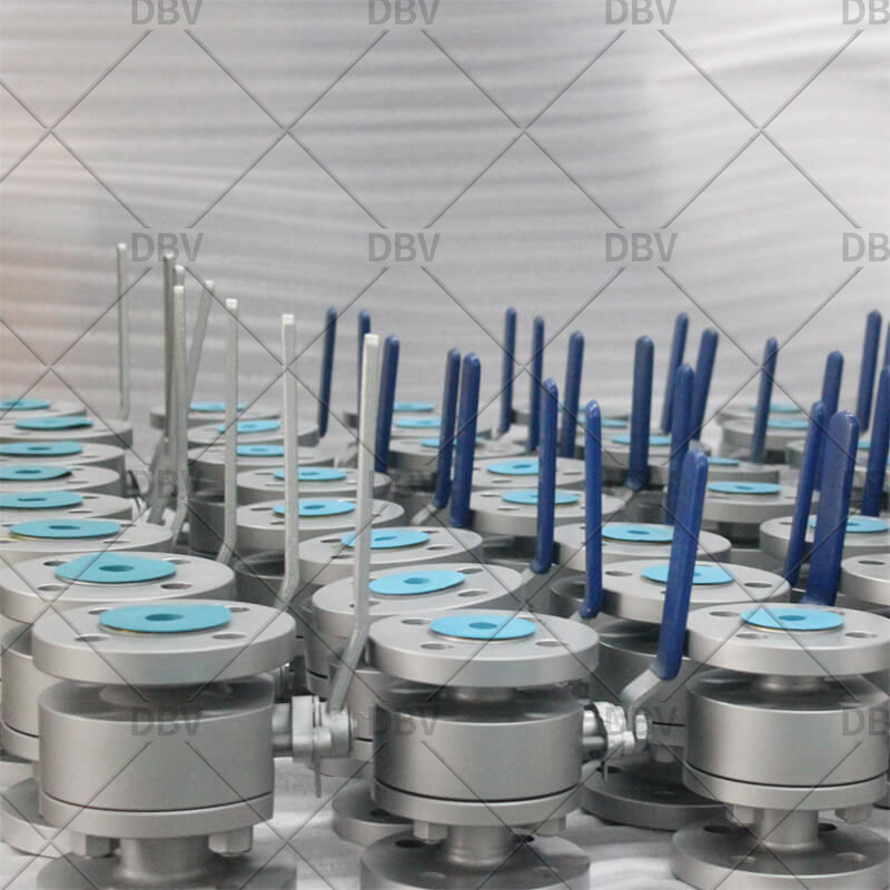 carbon steel ball valves factory