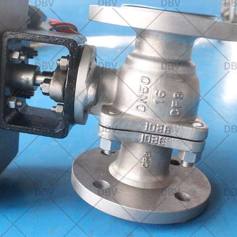stainless steel API 6D ball valves factory for oil and gas
