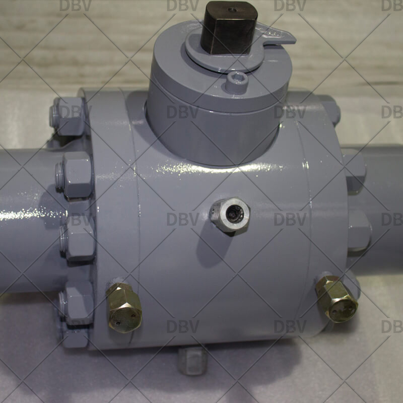 Fully welded bal valve manufacturer