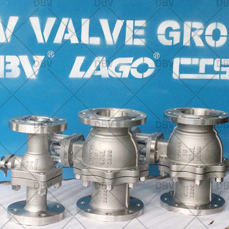 Stainless steel ball valve manufacturer