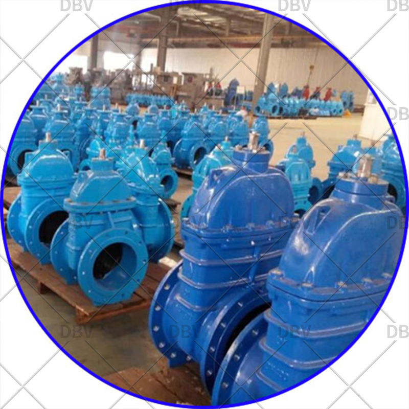 soft sealing Gate valves