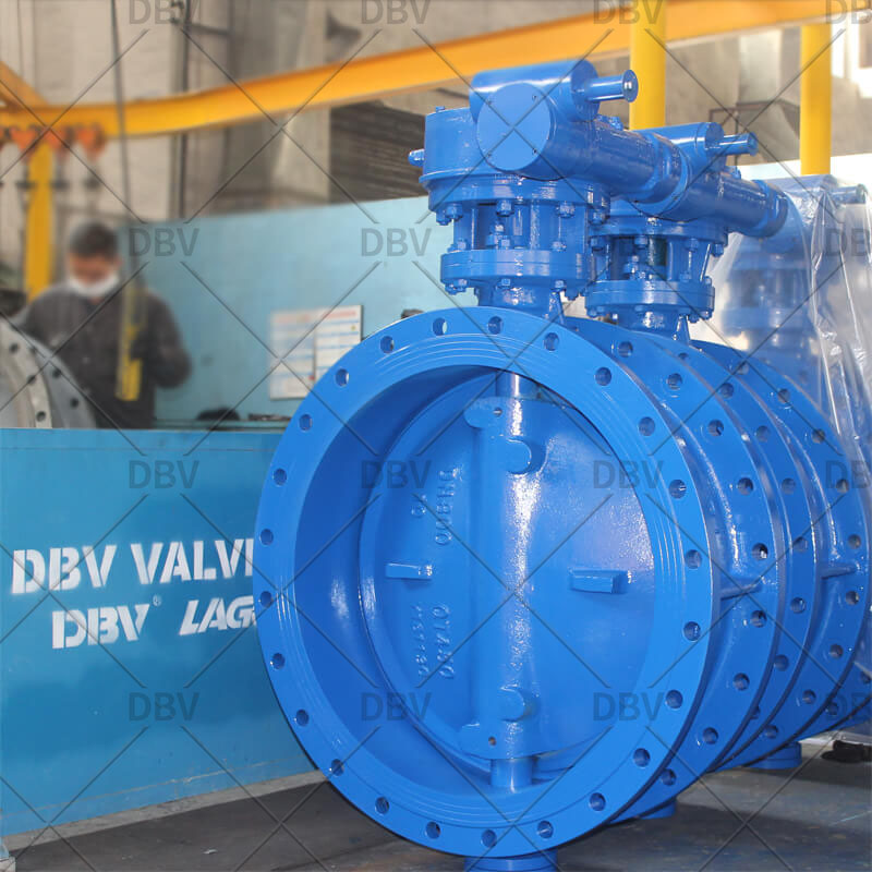 flanged butterfly valve supplier