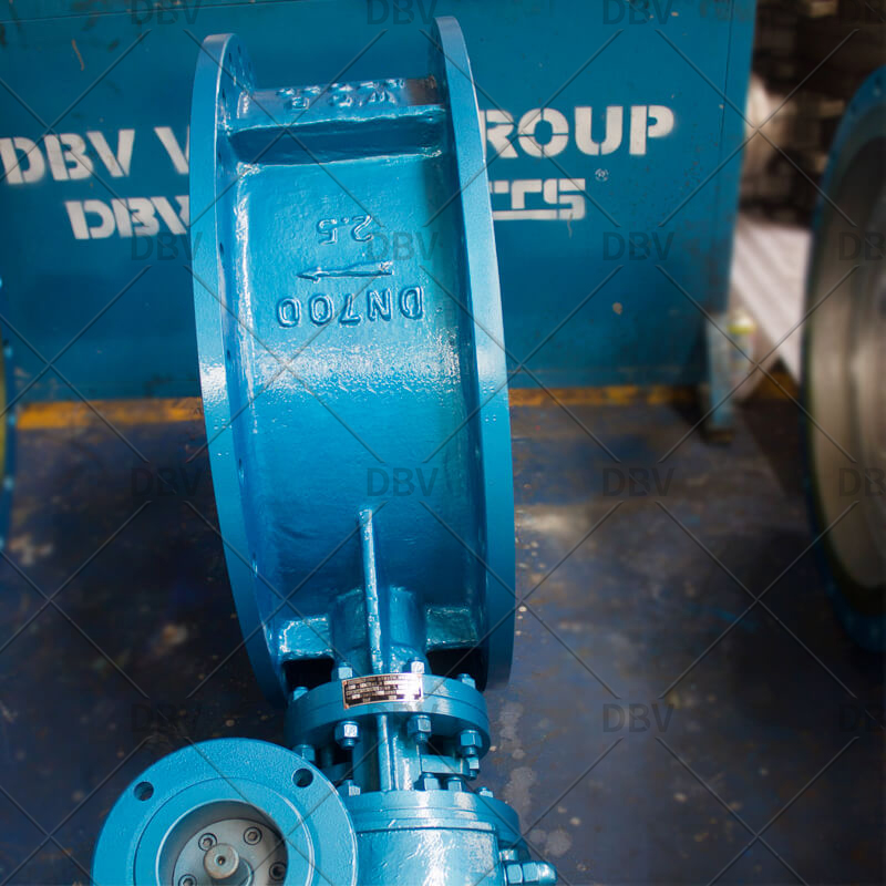 Whole sale flanged butterfly valve manufacturer