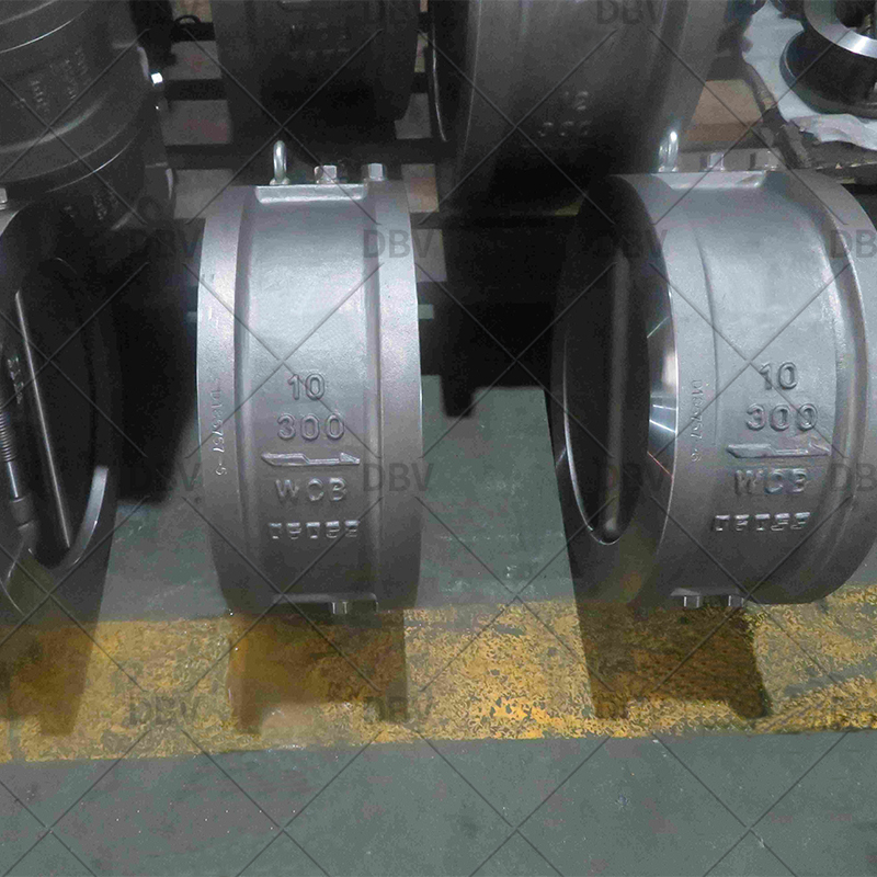 Wafer Dual-plate Check Valve