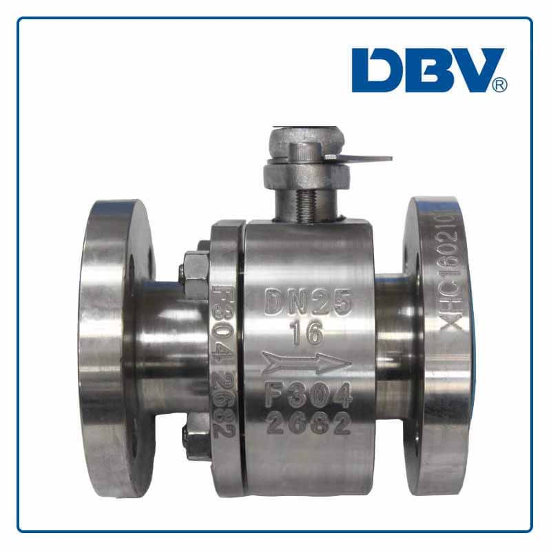 Floating Forged stainless steel Ball Valve