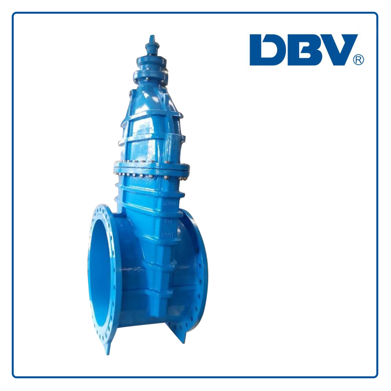 Manual Resilient-seated gate valve