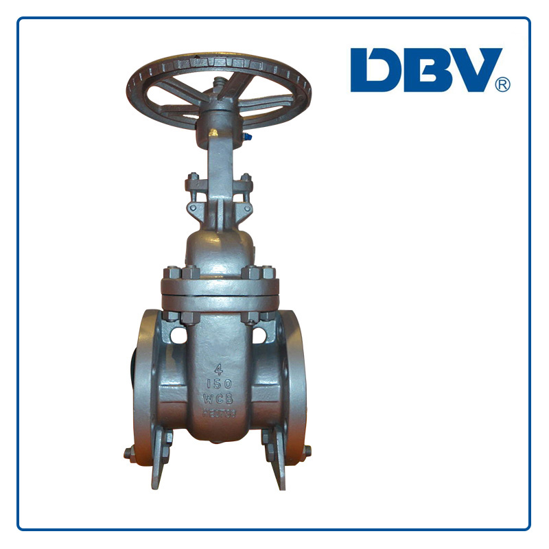 Industrial API 600 Gate Valve Class 150 - Gate Valves