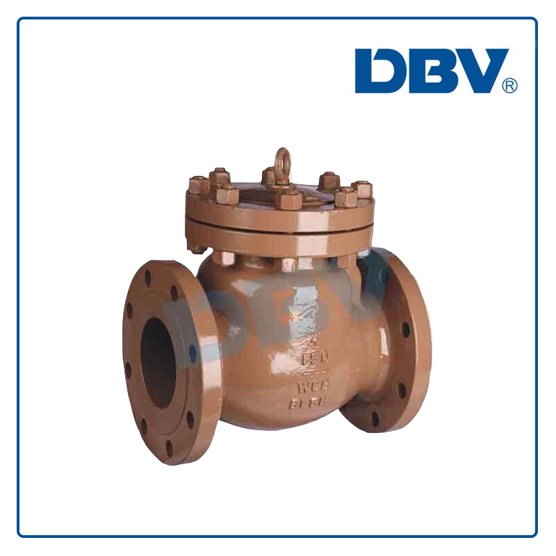 BS1868/API6D Swing Check Valve