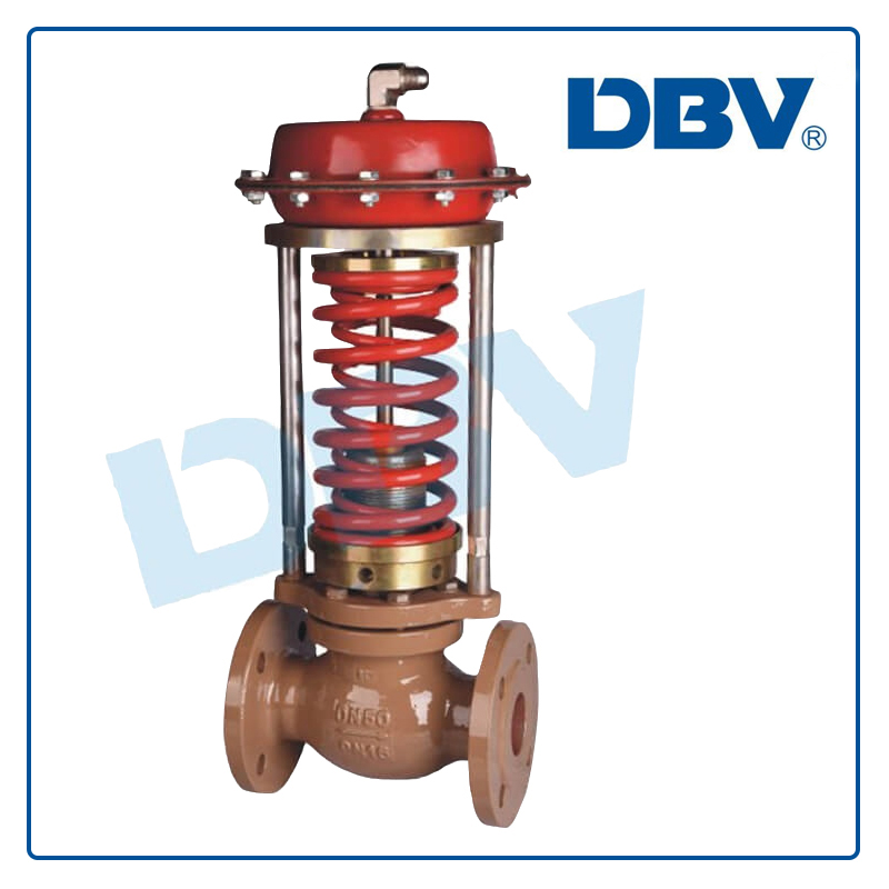 Self Actuated Regulating Valves