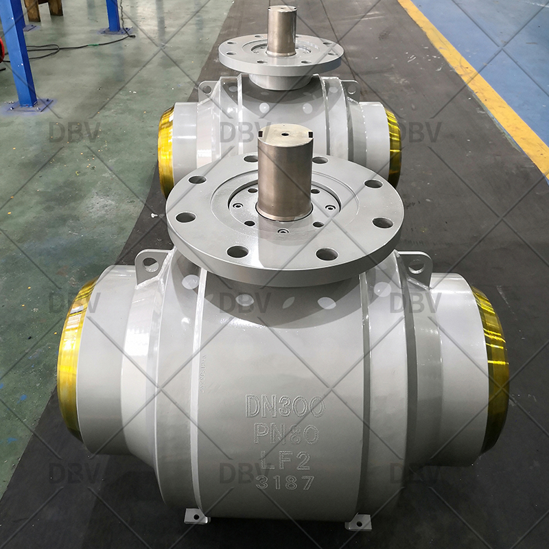 API6D fully welded ball valve manufacturer or factory in China
