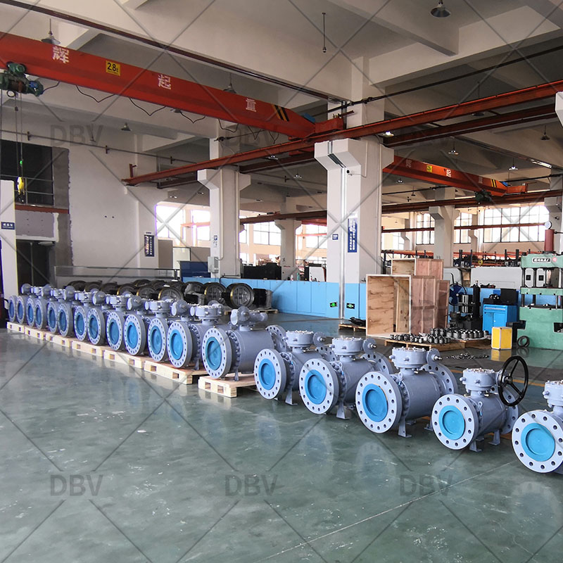 Raised face forged ball valve manufacturer