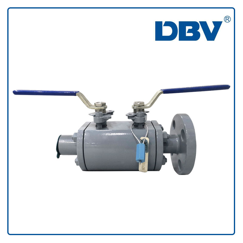 Double block and bleed Valve 3/4 inch Class 600