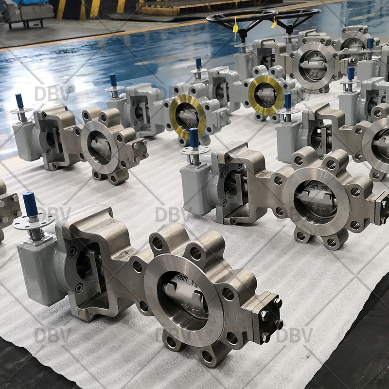 Lug Type Triple Eccentric Butterfly Valve Manufacturer