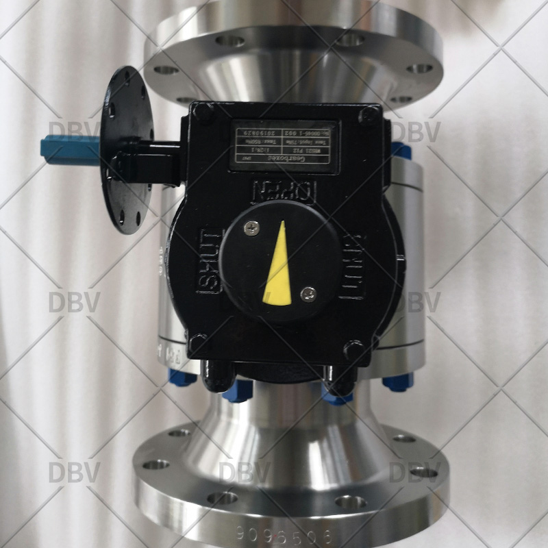 Good quality trunnion mounted ball valve supplier