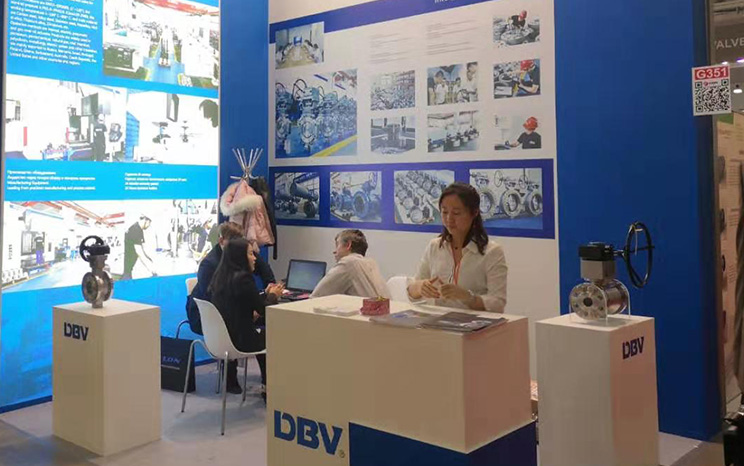 PCV Exibition in Moscow
