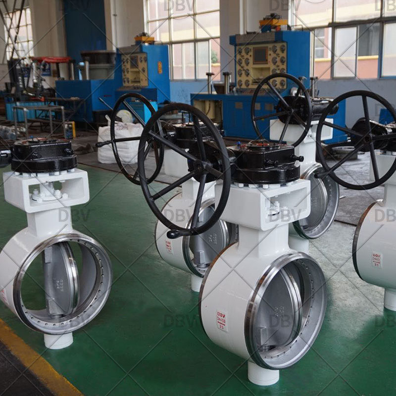 High performance butterfly valve manufacturer in China