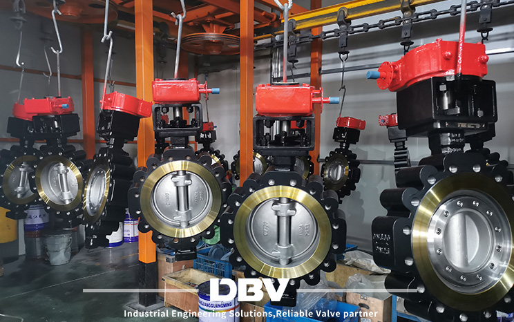 What is Triple Offset Butterfly Valve?